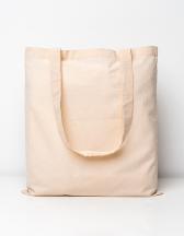 Cotton bag, long handles, PREMIUM